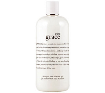 philosophy pure grace shower gel, 16 oz - A330025