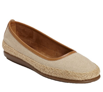 A2 by Aerosoles Rock Solid Stitch 'N Turn Espadrilles - A333425