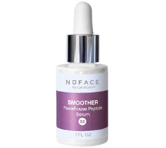 NuFACE Smoother Serum with Peptides - A335025