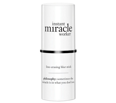 philosophy instant miracle worker line-erasingstick, 0.23 oz