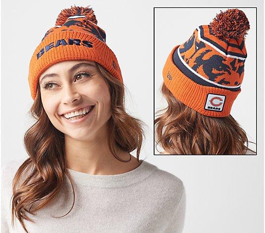 NFL Mens OTS Bure Cuff Knit Cap