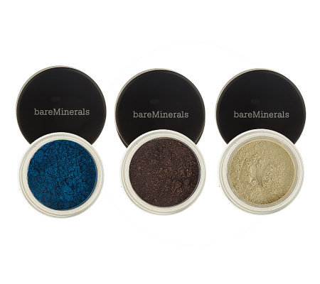 bareMinerals Leslie's Three Wishes Eye Color Collection