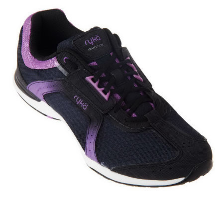 Ryka Lace-up Fitness Shoes