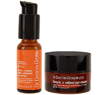 Dr. Gross Ferulic Acid & Retinol Firming Eye Treatments - A267826