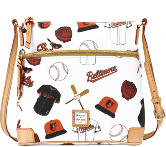 Dooney & Bourke MLB Orioles Crossbody - A280026
