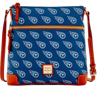 Dooney & Bourke NFL Titans Crossbody - A285726