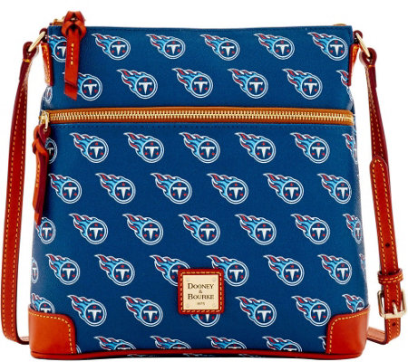 Dooney & Bourke NFL Titans Crossbody