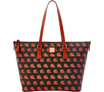 Dooney & Bourke NFL Browns Shopper - A285826