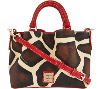 Dooney Bourke Serengeti Mini Barlow Crossbody Handbag A297426