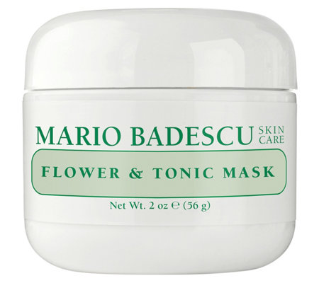 Mario Badescu Skin Care Flower & Tonic Mask