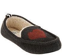ED by Ellen Degeneres Heart Slippers - Winhart - A302026