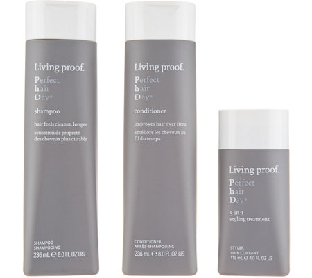 Living Proof Perfect Hair Day Cleanse and Condition Kit