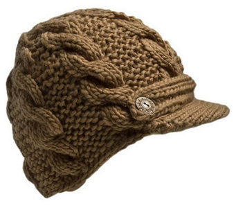 Nirvanna Designs Women's Equestrian Knit Hat - A322726