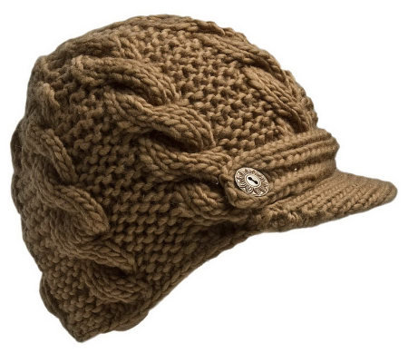 Nirvanna Designs Women's Equestrian Knit Hat
