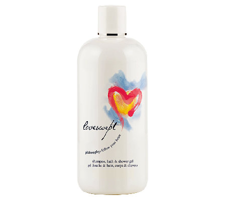 philosophy loveswept shower gel, 16 oz