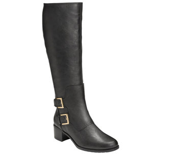 Aerosoles Extended Calf Riding Boots - Ever After - A356326
