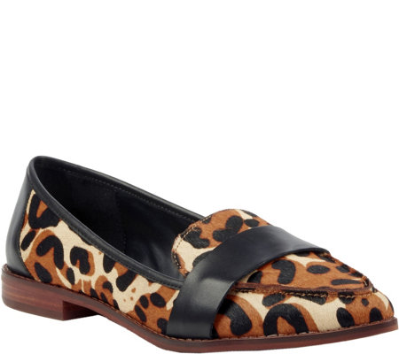Sole Society Smoking Slipper Loafers - Edie