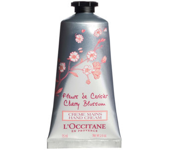L'Occitane Cherry Blossom Petal Soft Hand Cream - A207027