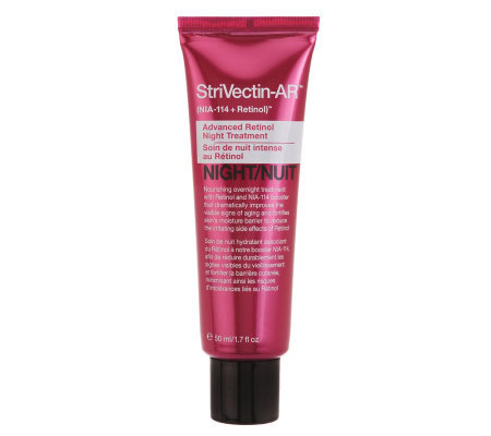 StriVectin Advanced Retinol Night Treatment Auto-Delivery