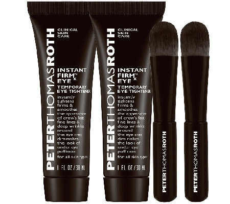 Peter Thomas Roth Instant Firm X Eye Duo w/Brush