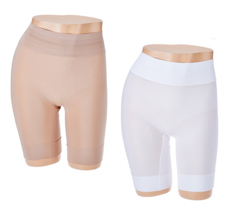 Jockey Skimmies Cooling Slip Shorts 2-Pack