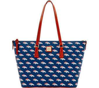 Dooney & Bourke NFL Broncos Shopper - A285827