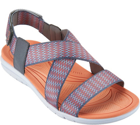 Ryka Adjustable Sport Sandals with CSS Tech. - Belmar