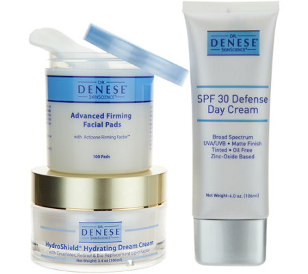 Dr. Denese Beautiful Complexion 3pc. Skin Care Kit
