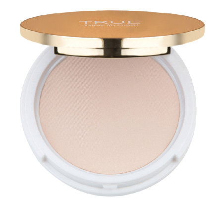 TRUE Isaac Mizrahi Pressed & Perfect Powder Foundation
