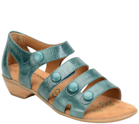 Comfortiva by Softspots Leather Sandals - Reading