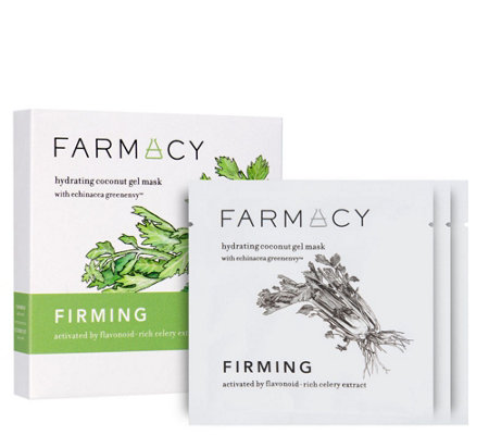 Farmacy Firming Hydrating Coconut Gel Mask