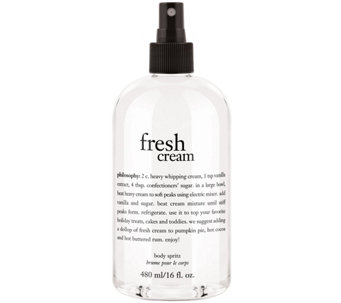 philosophy body spritz, 16 oz - A340927