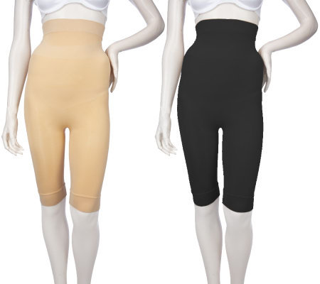 Slim N' Lift Supreme Comfort Set of 2 Body Shapers
