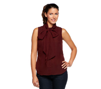Kathleen Kirkwood Camisole with Removable Bow - A217228