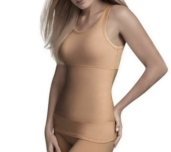 Jockey Shapewear 3-panel High Back Scoop Neck Tank - A228128
