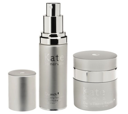 Kate Somerville Quench Serum & Deep Tissue Moisturizer Anti-Aging Duo