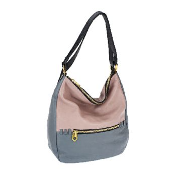 orYANY Caitlin Soft Pebbled Leather Backpack