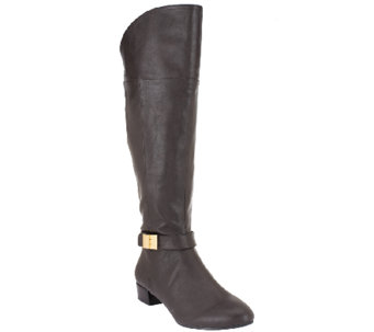 Marc Fisher Tall Shaft Riding Boots - Kabie - A261028