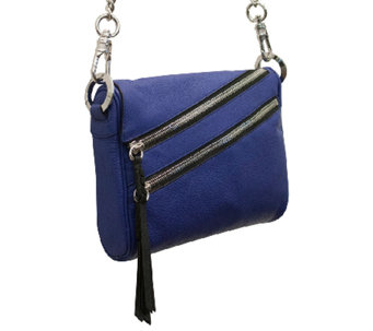 orYANY Skyler Italian Leather Crossbody - A261528