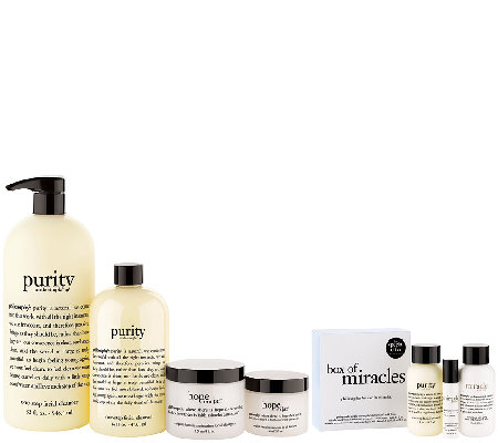 philosophy purity & hope for you, for me 4pc set & bonus