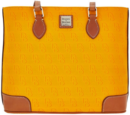 """As Is"" Dooney & Bourke Blended Shadow Small Richmond Shopper"