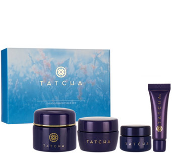 TATCHA Indigo Soothing Triple Recovery Cream & Holiday Gift Set - A285328