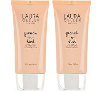 Laura Geller Quench-n-Tint Hydrating Foundation Duo - A285728