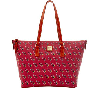 Dooney & Bourke NFL Cardinals Shopper - A285828