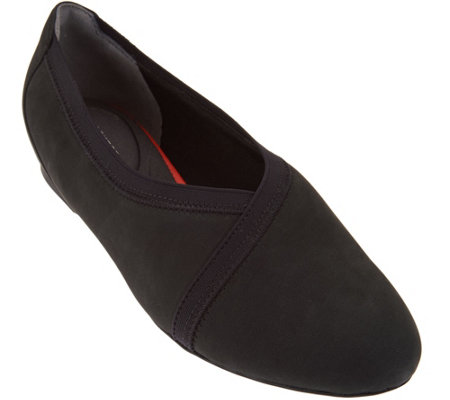 Rockport Total Motion Leather Envelope Flats