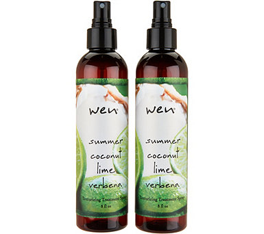 WEN by Chaz Dean Summer Texturizing Spray Duo - A295928