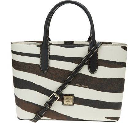 Dooney & Bourke Serengeti Satchel Handbag -Brielle