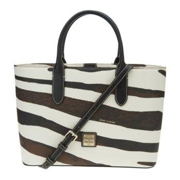 Dooney & Bourke Serengeti Satchel Handbag -Brielle