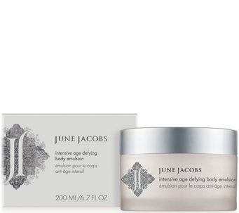 June Jacobs Intensive Age Defying Body Emulsion, 6.7 oz - A313528
