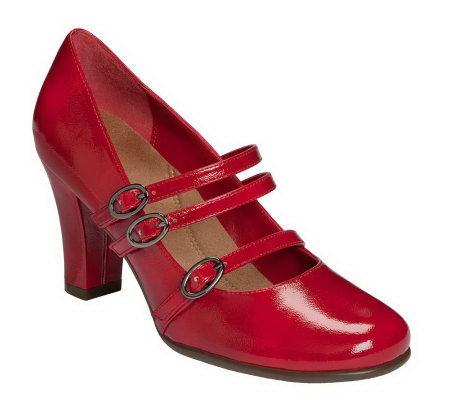 aerosoles out of controle dress shoes qvc